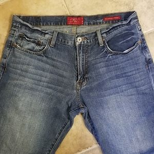 36x32 Lucky Brand Jeans, 221 Original Straight Cut